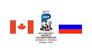 Прогноз и ставка на игру Канада - Россия
