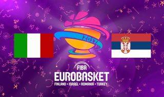 Прогноз и ставка на игру Италия - Сербия