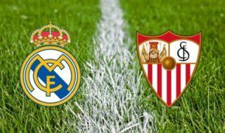 Реал Мадрид - Севилья