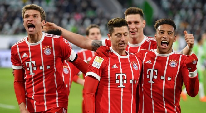 Аугсбург против Бавария Мюнхен