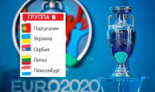 Отборочный турнир Евро-2020: Группа B
