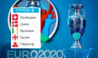 Отборочный турнир Евро-2020: Группа D
