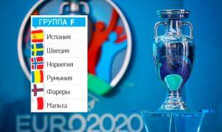 Отборочный турнир Евро-2020: Группа F