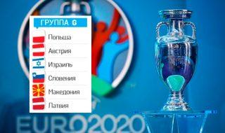 Отборочный турнир Евро-2020: Группа G