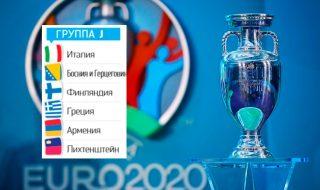 Отборочный турнир Евро-2020: Группа J