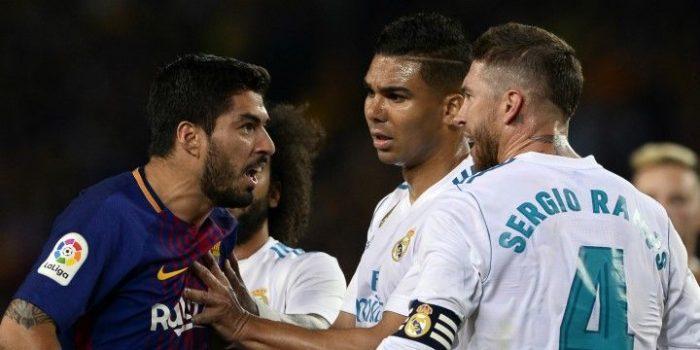 Барселона против Реал Мадрид