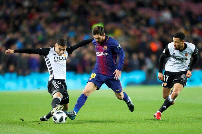Барселона против Валенсии