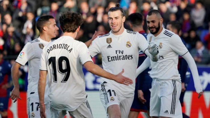 Хетафе против Реал Мадрид