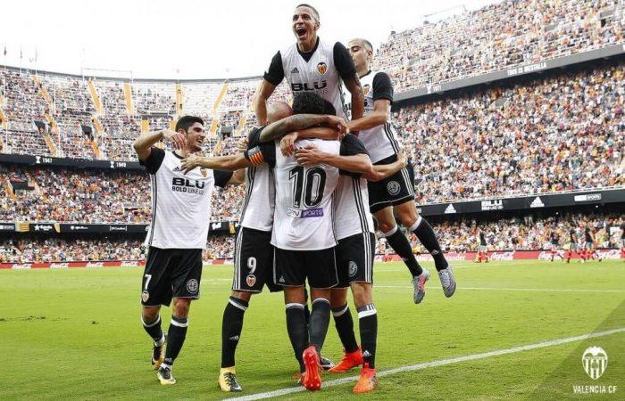 Валенсия против Реал Бетис