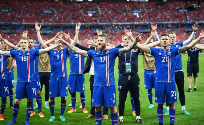 Андорра - Исландия