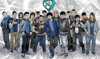 Топовые команды в Dota