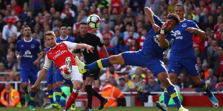 Эвертон против Арсенала