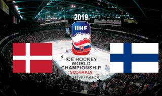 Финляндия против Дании