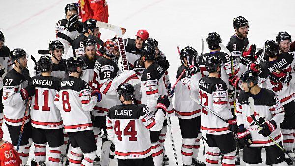 Канада против Дании