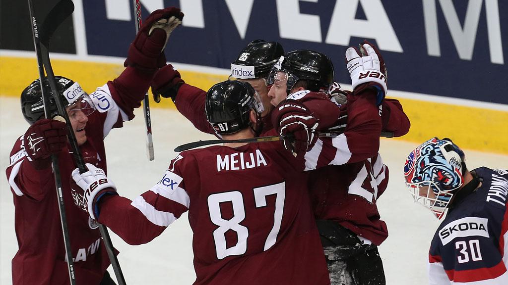 Латвия против России
