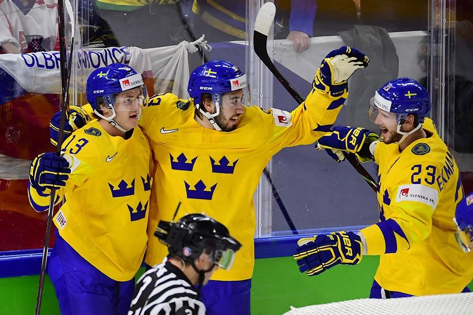 Швеция против Швейцарии