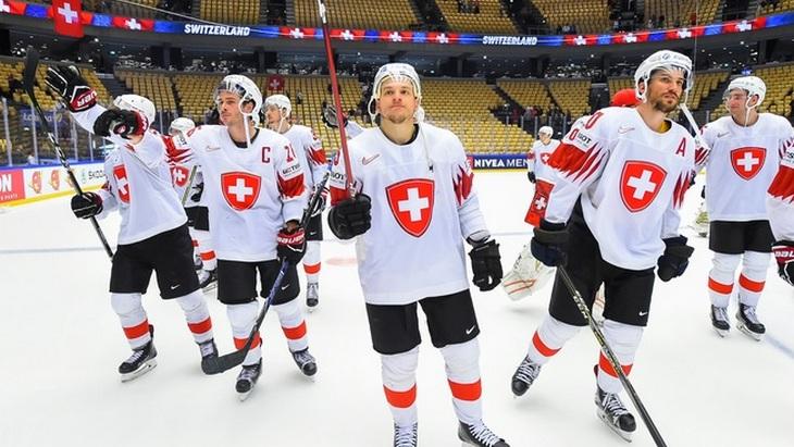 Чехия против Швейцарии