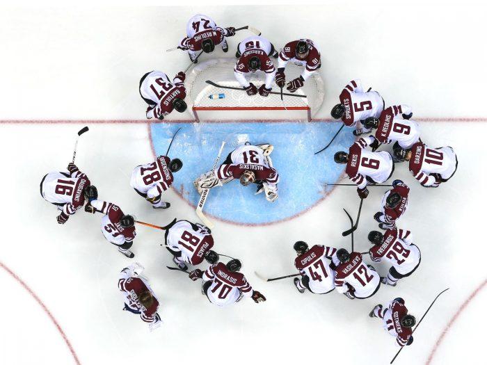 Латвия против Австрии