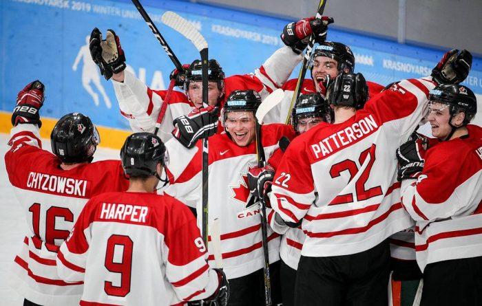 Канада против Финляндии