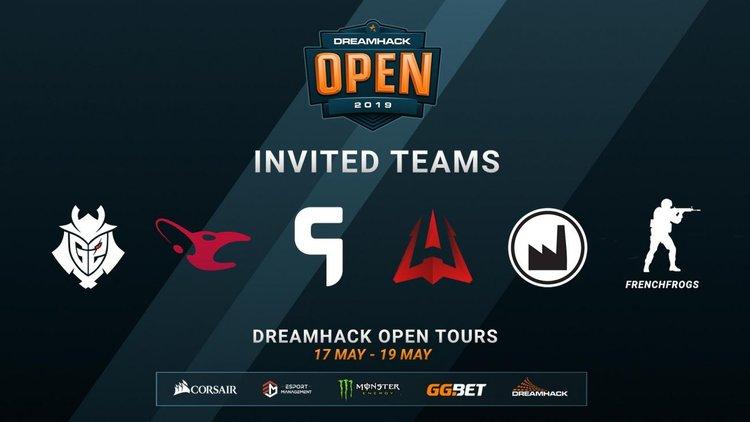 DreamHack Open Tours 2019 - Перестрелка во Франции