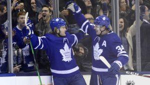 Торонто - Коламбус: прогноз на матч 1/16 финала плей-офф НХЛ
