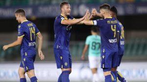 Верона - Лацио: прогноз на матч 36-го тура чемпионата Италии