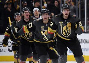 Сент-Луис - Вегас: прогноз на матч кругового турнира Западной конференции НХЛ