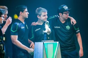 Nigma - OG: ставка на матч группового этапа Pro Circuit